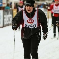 Skiing 45 km - Christina Andersson (6240)