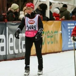 Skiing 45 km - Monica Malm (2495)