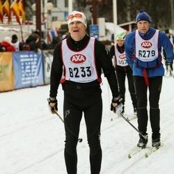 Skiing 45 km - Pasi Ruuska (8233)