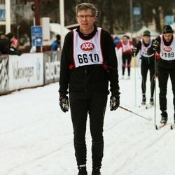 Skiing 45 km - Jan Hidman (6610)