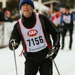 Skiing 45 km - Jens Nielsen (7156)