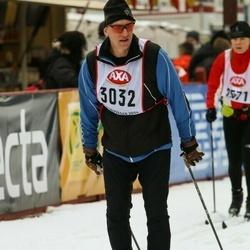 Skiing 45 km - Lars Lindroth (3032)