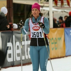 Skiing 45 km - Tina Wallgren (3501)