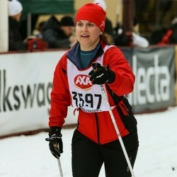 Skiing 45 km - Anna Hammarberg (3597)