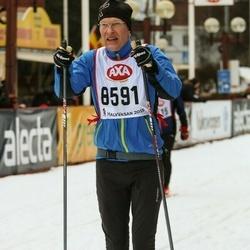 Skiing 45 km - Mats Lindroos (8591)