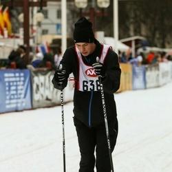 Skiing 45 km - Rickard Nordin (6389)
