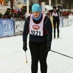 Skiing 45 km - Elena Werner (4221)