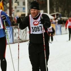 Skiing 45 km - Ludvig Johansson (3097)