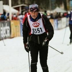 Skiing 45 km - Lars Eriksson (6351)