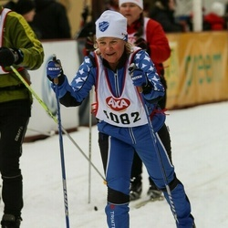 Skiing 45 km - Eva Crafoord-Larsen (4082)
