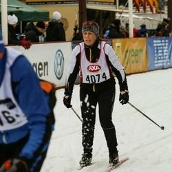 Skiing 45 km - Anneli Ljungkvist (4074)