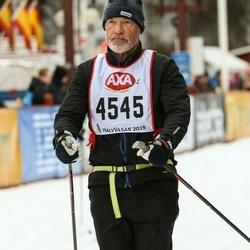 Skiing 45 km - Helmut Lechner (4545)
