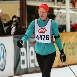 Skiing 45 km - Maria Kargede (4476)