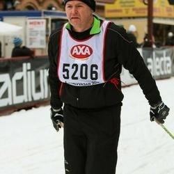 Skiing 45 km - Torbjörn Hansson (5206)
