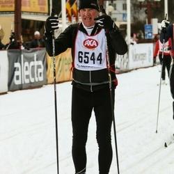 Skiing 45 km - Olle Hallin (6544)