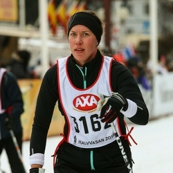 Skiing 45 km - Marie Brodell (3162)