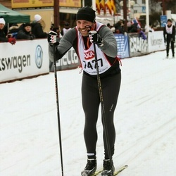 Skiing 45 km - Anders Gudmundsson (7427)