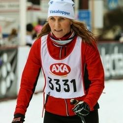 Skiing 45 km - Susanne Jansson (3331)