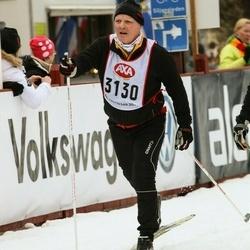 Skiing 45 km - Mats Hassbring (3130)