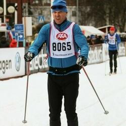 Skiing 45 km - Ove Zelin (8065)
