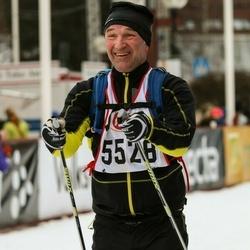 Skiing 45 km - Peter Stavin (5528)