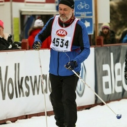 Skiing 45 km - Jonas Holmsgård (4534)