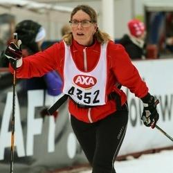 Skiing 45 km - Iréne Carlsson (4352)