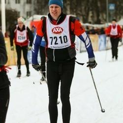 Skiing 45 km - Staffan Atling (7210)
