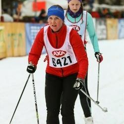Skiing 45 km - Agneta Lind (6421)