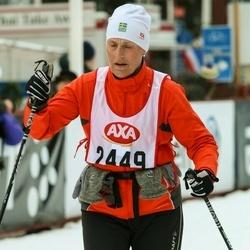 Skiing 45 km - Gunilla Ström (2449)