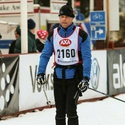 Skiing 45 km - Magnus Regnell (2160)