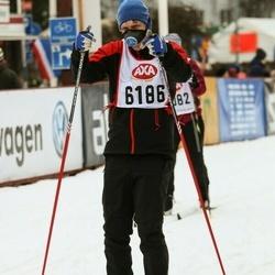 Skiing 45 km - Hans-Gunnar Johansson (6186)