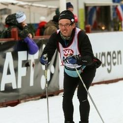 Skiing 45 km - Lars Johansson (8002)