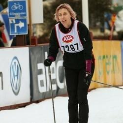 Skiing 45 km - Nina Bertilsdotter (7287)