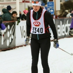 Skiing 45 km - Maria André Ahlgren (3340)