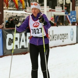 Skiing 45 km - Eiwor A Rognedal (7027)