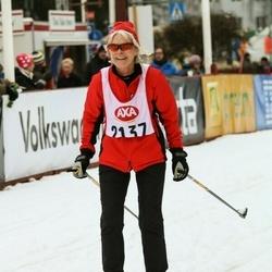 Skiing 45 km - Barbro Fock (2137)