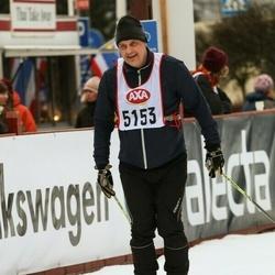 Skiing 45 km - Jonas Häggström (5153)