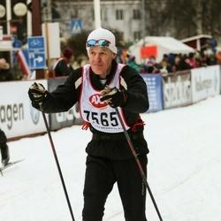 Skiing 45 km - Bengt Wahlström (7565)