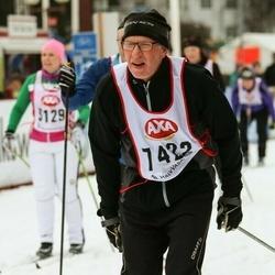 Skiing 45 km - Rickard Axelsson (7422)