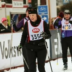 Skiing 45 km - Anna Forslin (3356)