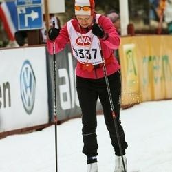 Skiing 45 km - Lina Morelius (8337)