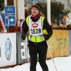 Skiing 45 km - Carolina Morell (3528)