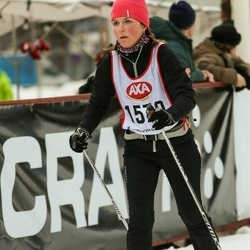 Skiing 45 km - Linda Pontén (1570)