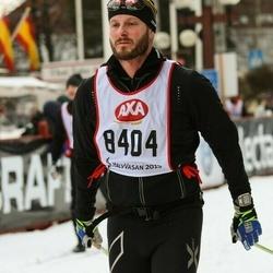 Skiing 45 km - Sebastian Sennerby (8404)