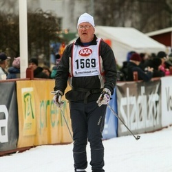 Skiing 45 km - Christer Claesson (1569)