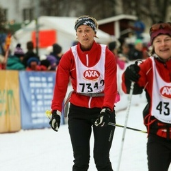 Skiing 45 km - Linda Tenning (7342)