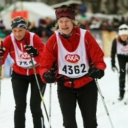 Skiing 45 km - Åsa Westberg (4362)