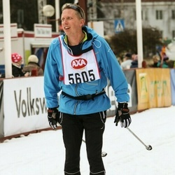 Skiing 45 km - David Nordenberg Steiman (5605)