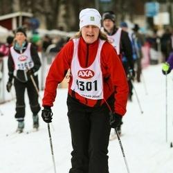 Skiing 45 km - Camilla Eriksson (4301)